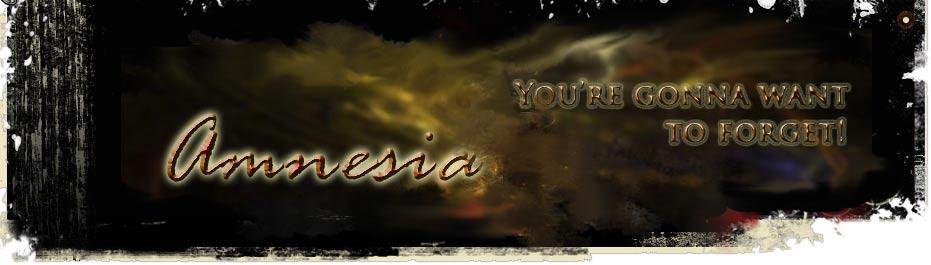 amnesia gaming logo
