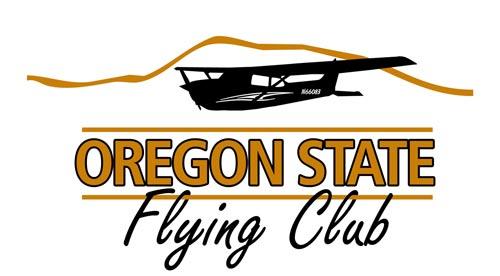 Oregon State Flying Club Logo
